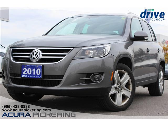 2010 Volkswagen Tiguan 2.0 TSI Comfortline (Stk: AT131A) in Pickering - Image 1 of 20