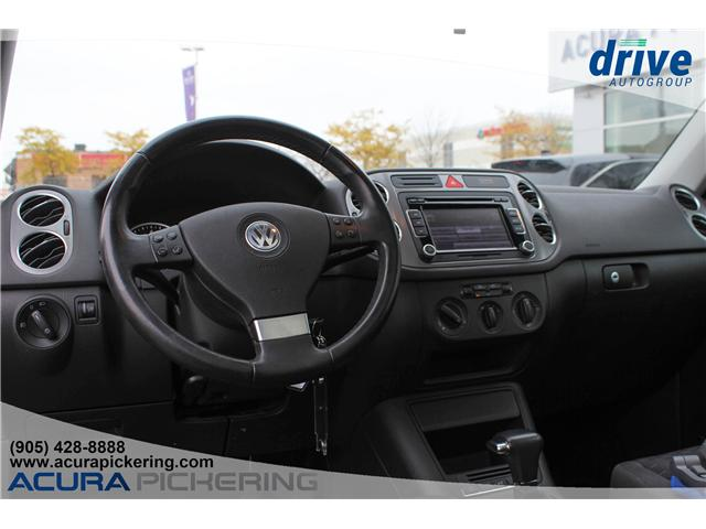 2010 Volkswagen Tiguan 2.0 TSI Comfortline (Stk: AT131A) in Pickering - Image 2 of 20