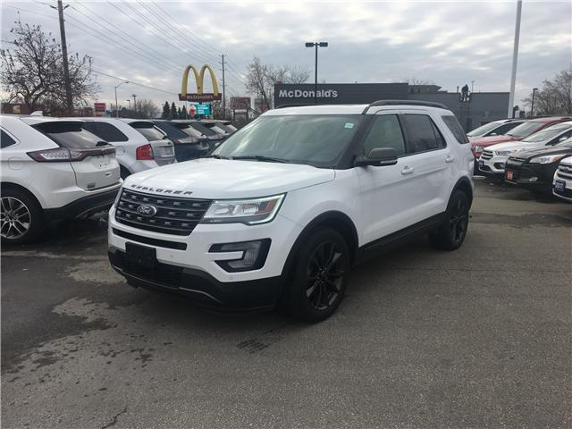 2017 Ford Explorer XLT (Stk: W1037) in Perth - Image 1 of 9