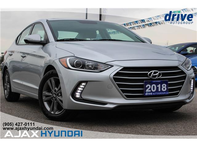 2018 Hyundai Elantra GL SE (Stk: P4598R) in Ajax - Image 1 of 26