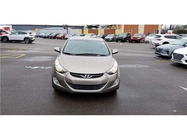 2013 Hyundai Elantra GLS (Stk: 18266-1) in Pembroke - Image 1 of 15