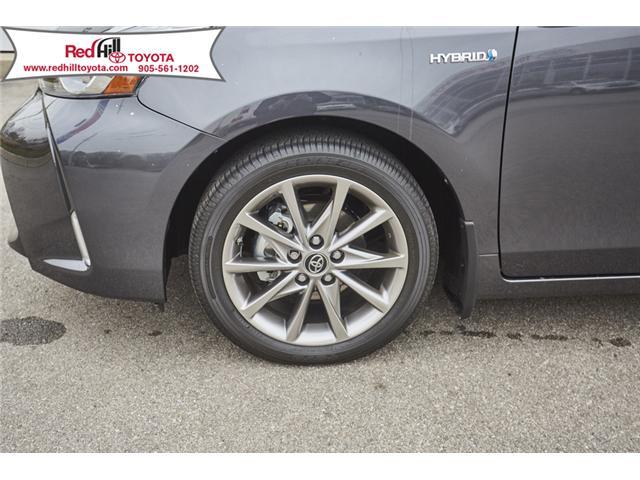2018 Toyota Prius v  (Stk: 75853) in Hamilton - Image 4 of 21