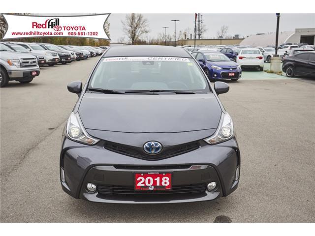 2018 Toyota Prius v  (Stk: 75853) in Hamilton - Image 5 of 21