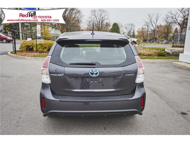 2018 Toyota Prius v  (Stk: 75853) in Hamilton - Image 7 of 21