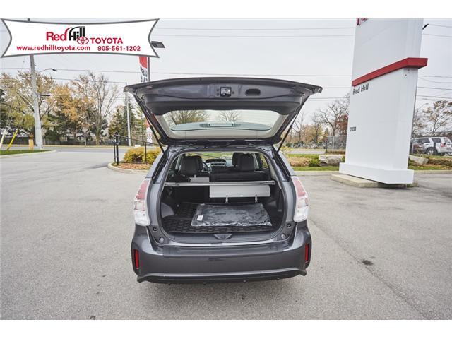 2018 Toyota Prius v  (Stk: 75853) in Hamilton - Image 8 of 21