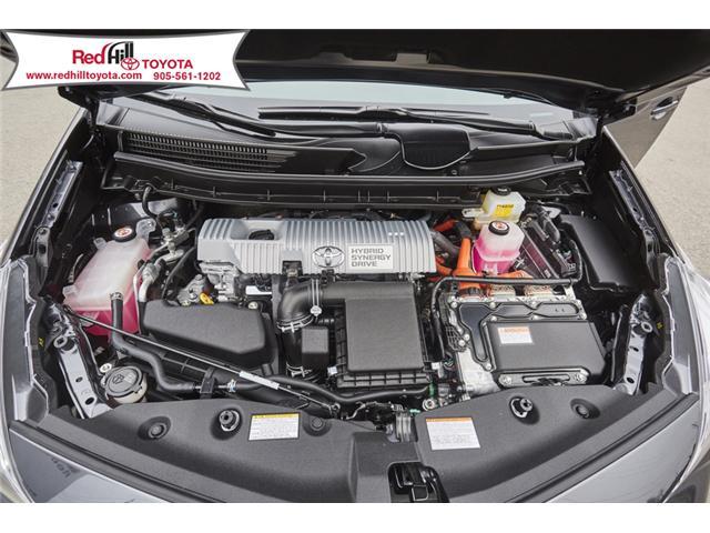 2018 Toyota Prius v  (Stk: 75853) in Hamilton - Image 9 of 21