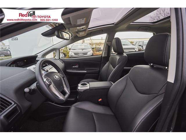 2018 Toyota Prius v  (Stk: 75853) in Hamilton - Image 10 of 21