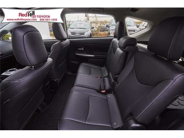 2018 Toyota Prius v  (Stk: 75853) in Hamilton - Image 11 of 21