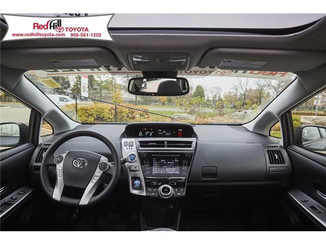 2018 Toyota Prius v  (Stk: 75853) in Hamilton - Image 12 of 21