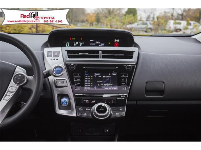 2018 Toyota Prius v  (Stk: 75853) in Hamilton - Image 13 of 21