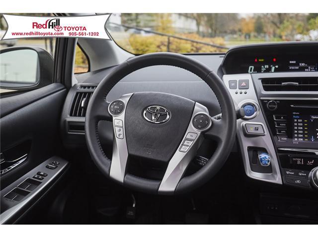 2018 Toyota Prius v  (Stk: 75853) in Hamilton - Image 14 of 21