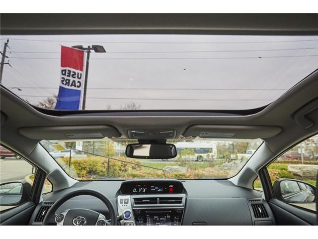 2018 Toyota Prius v  (Stk: 75853) in Hamilton - Image 15 of 21