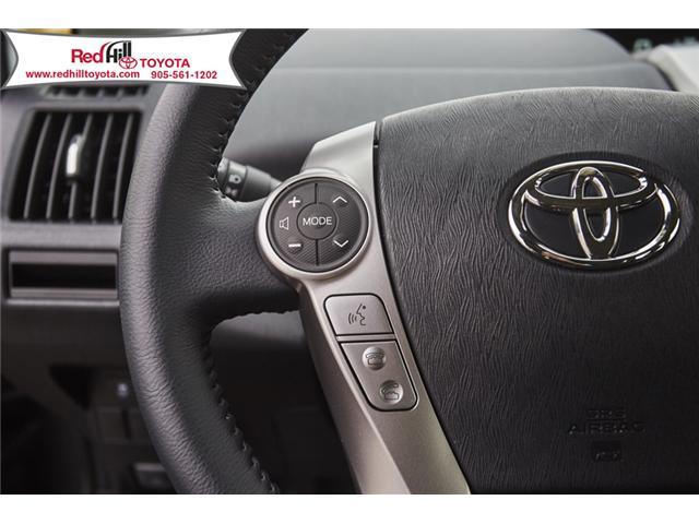 2018 Toyota Prius v  (Stk: 75853) in Hamilton - Image 16 of 21