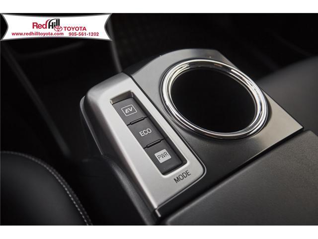 2018 Toyota Prius v  (Stk: 75853) in Hamilton - Image 18 of 21