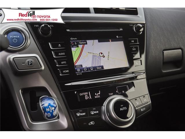 2018 Toyota Prius v  (Stk: 75853) in Hamilton - Image 20 of 21