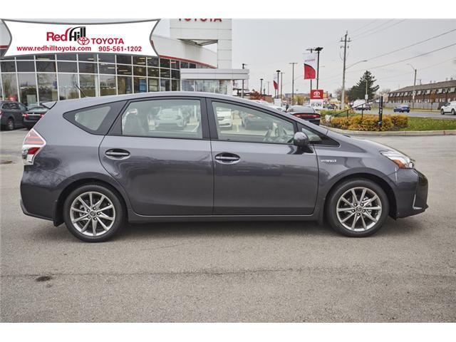 2018 Toyota Prius v  (Stk: 75853) in Hamilton - Image 6 of 21