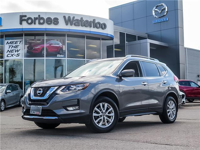 2017 Nissan Rogue  (Stk: W2267) in Waterloo - Image 1 of 23