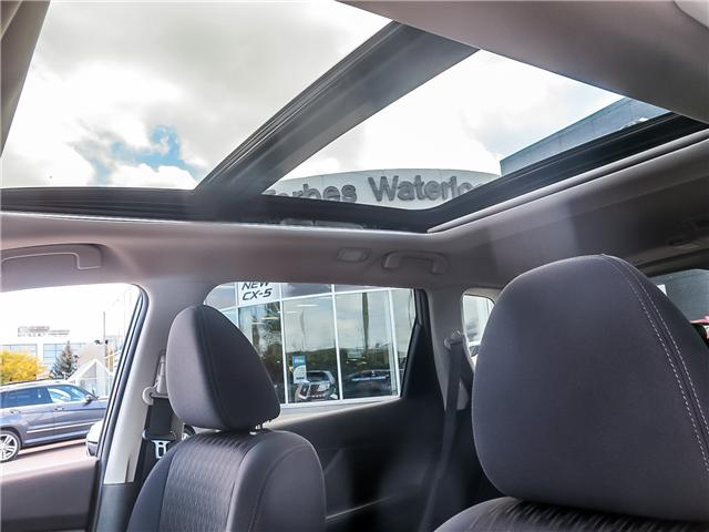 2017 Nissan Rogue  (Stk: W2267) in Waterloo - Image 12 of 23