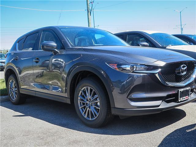 2018 Mazda CX-5 GS (Stk: M6198) in Waterloo - Image 1 of 15