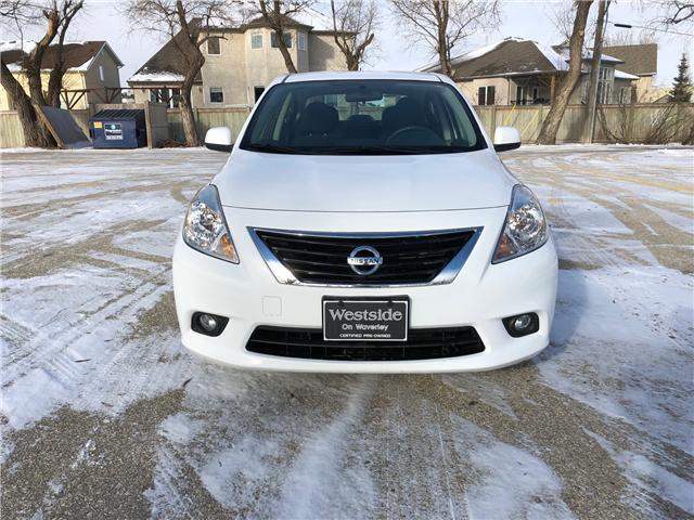 2012 Nissan Versa 1.6 SL (Stk: 9774.0) in Winnipeg - Image 2 of 23