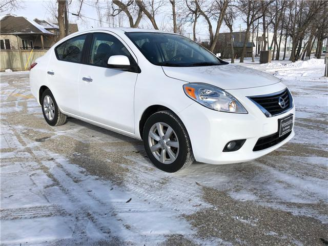 2012 Nissan Versa 1.6 SL (Stk: 9774.0) in Winnipeg - Image 1 of 23