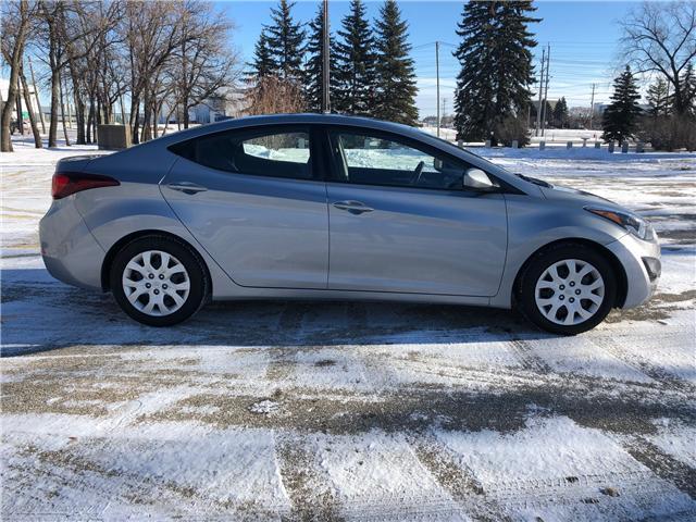 2016 Hyundai Elantra GL (Stk: 9709.0) in Winnipeg - Image 5 of 20