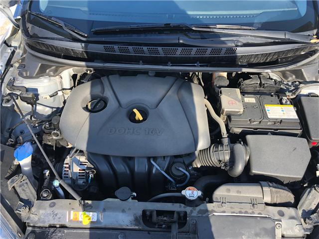2016 Hyundai Elantra GL (Stk: 9709.0) in Winnipeg - Image 20 of 20
