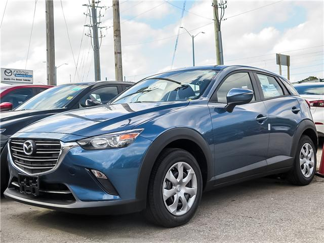 2019 Mazda CX-3  (Stk: T6378) in Waterloo - Image 1 of 17