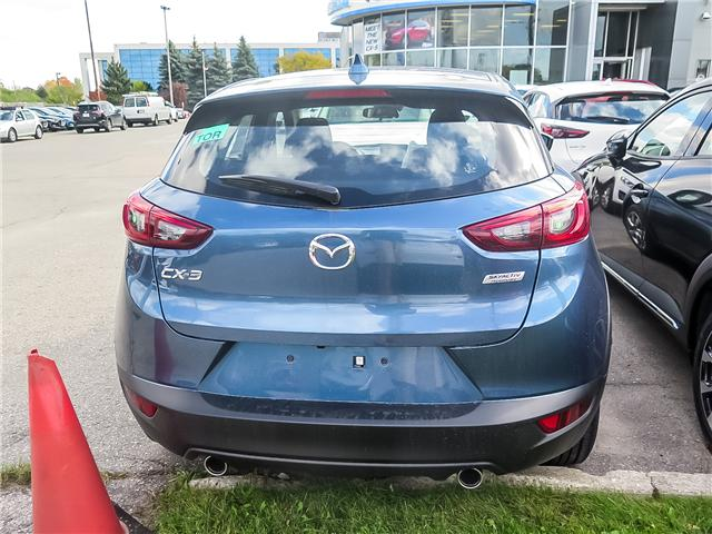 2019 Mazda CX-3 GX (Stk: T6378) in Waterloo - Image 4 of 17