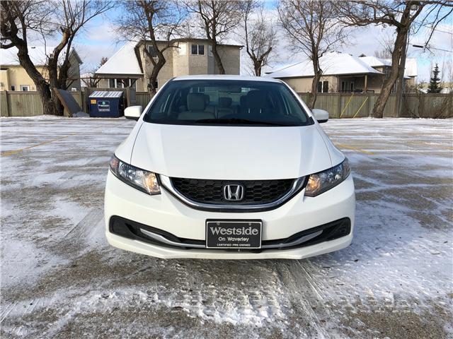 2014 Honda Civic LX (Stk: 9794.0) in Winnipeg - Image 2 of 21