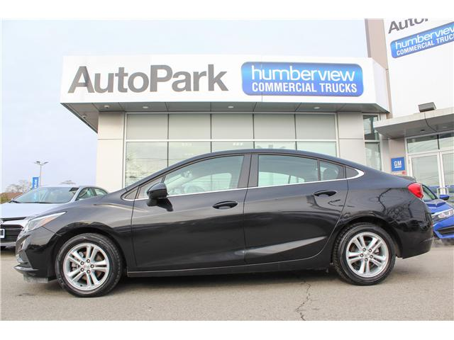 2017 Chevrolet Cruze LT Auto (Stk: 17-196742 -Q ) in Mississauga - Image 2 of 22
