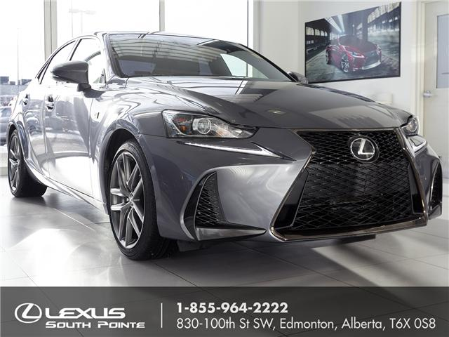 2017 Lexus IS 300 Base (Stk: L800318A) in Edmonton - Image 1 of 20