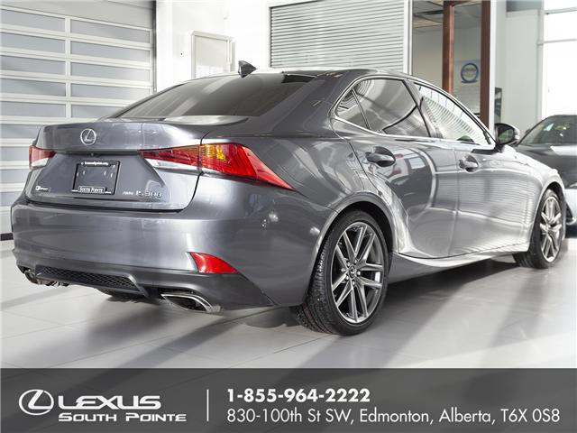 2017 Lexus IS 300 Base (Stk: L800318A) in Edmonton - Image 4 of 20