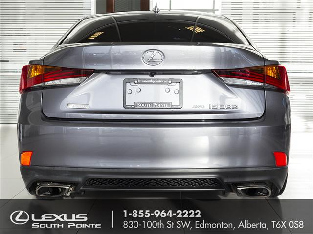 2017 Lexus IS 300 Base (Stk: L800318A) in Edmonton - Image 5 of 20