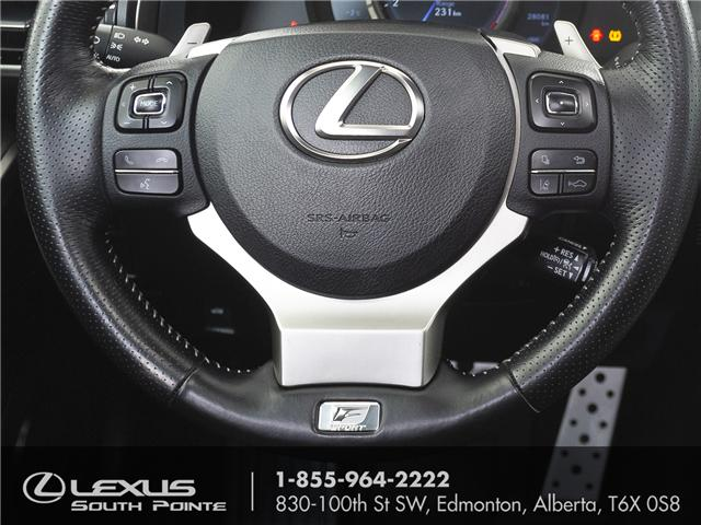 2017 Lexus IS 300 Base (Stk: L800318A) in Edmonton - Image 13 of 20
