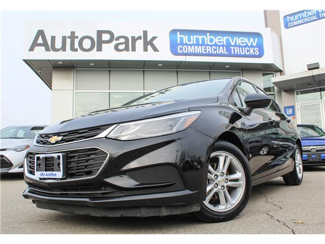 2017 Chevrolet Cruze LT Auto (Stk: 17-225716 -Q) in Mississauga - Image 1 of 22