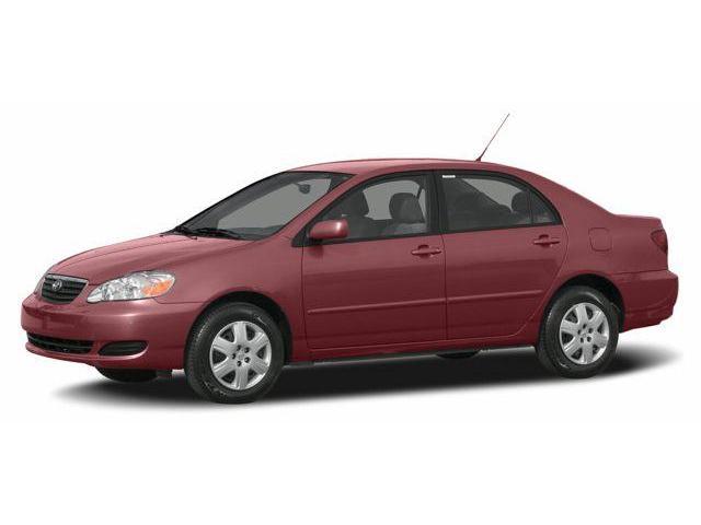 2007 Toyota Corolla Sport (Stk: LOANER*O) in Edmonton - Image 1 of 2