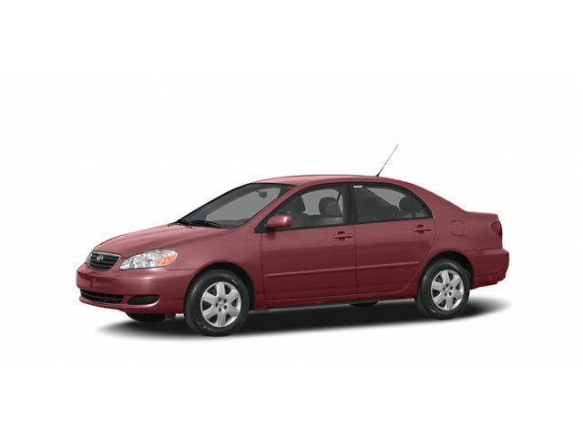 2007 Toyota Corolla Sport (Stk: LOANER*O) in Edmonton - Image 2 of 2