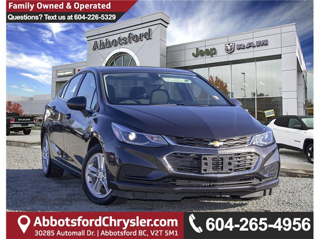 2017 Chevrolet Cruze LT Auto (Stk: AB0789) in Abbotsford - Image 1 of 26