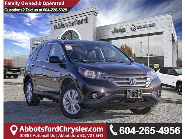 2014 Honda CR-V Touring (Stk: AG0742A) in Abbotsford - Image 1 of 29