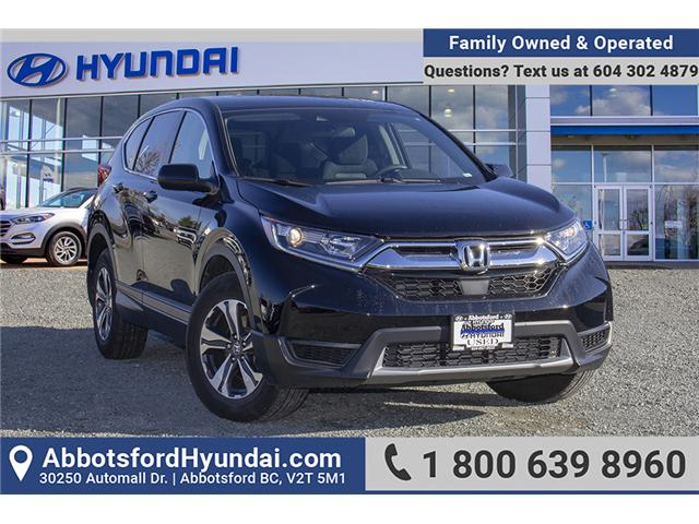 2018 Honda CR-V LX (Stk: AH8765) in Abbotsford - Image 1 of 26