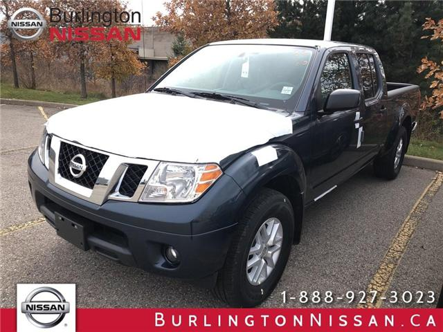 2019 Nissan Frontier SV (Stk: Y4002) in Burlington - Image 1 of 5