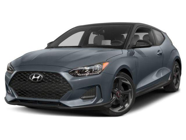 2019 Hyundai Veloster Turbo Tech (Stk: N20460) in Toronto - Image 1 of 9
