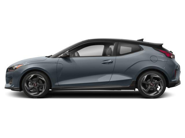 2019 Hyundai Veloster Turbo Tech (Stk: N20460) in Toronto - Image 2 of 9