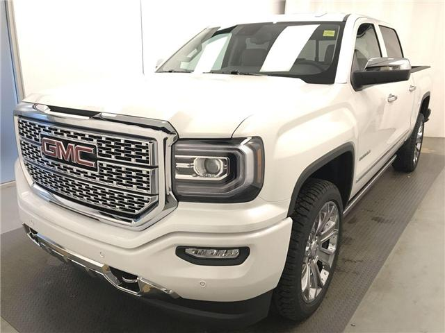 2018 GMC Sierra 1500 Denali (Stk: 198635) in Lethbridge - Image 4 of 21