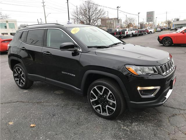 2017 Jeep Compass Limited (Stk: 44631) in Windsor - Image 1 of 11