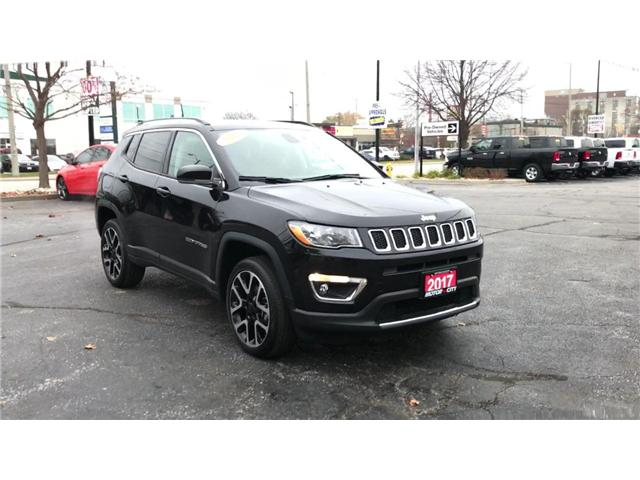 2017 Jeep Compass Limited (Stk: 44631) in Windsor - Image 2 of 11