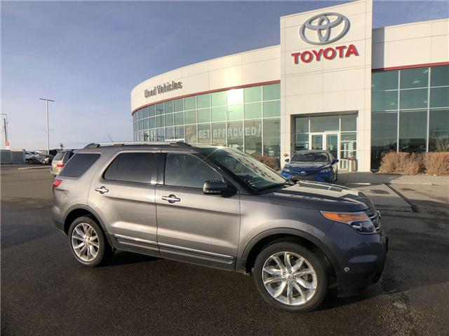 2013 Ford Explorer Limited (Stk: 284246A) in Calgary - Image 1 of 17