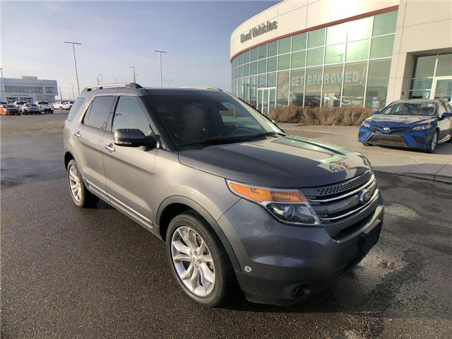 2013 Ford Explorer Limited (Stk: 284246A) in Calgary - Image 2 of 17