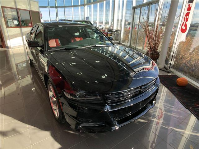 2017 Dodge Charger  (Stk: 2900125A) in Calgary - Image 2 of 18